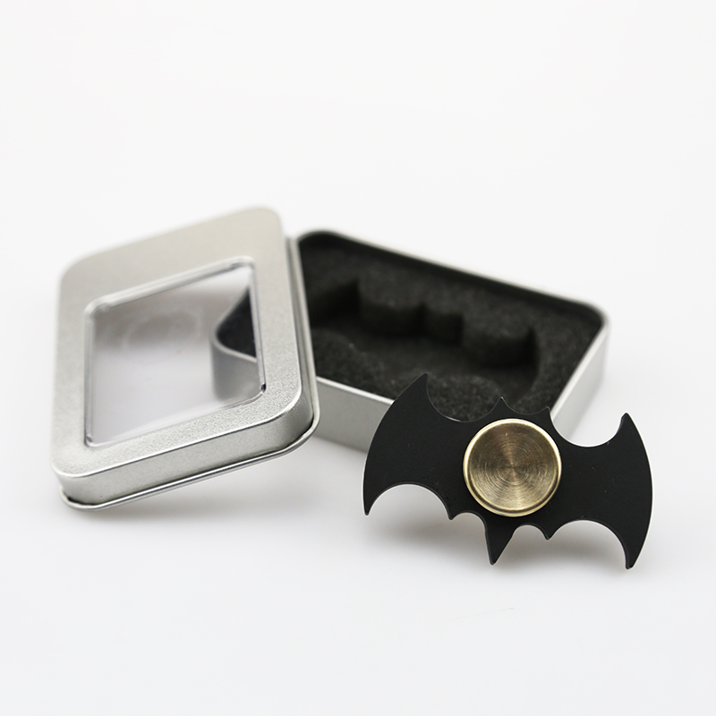 2017 Batman Fidget Spinner Spinnersandcubes